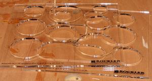 Rockler Circle Grommet Templates Newwoodworker Com Llc